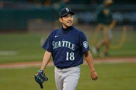 strike out against Seattle Mariners ...