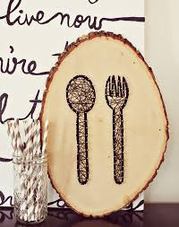 Kitchen Wall Hanging 20 Easy Wall Hanging Ideas A Beautiful Mess