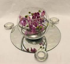 glass bowl centerpiece ideas wedding