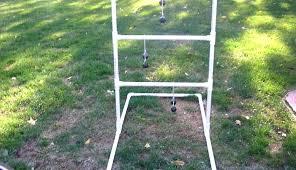 diy ladder golf homemade ball dimensions diy ladder golf wood game