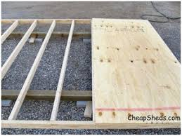 concrete slab for shed great here if you want to build your shed on a concrete