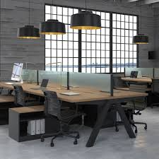 desk office design wooden office. Office Table Ideas Wide Angle View Busy Design Creating A Home Wooden Desk White Kitchen Lighting Organizing