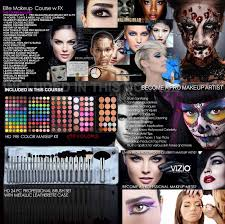 elite makeup course with fx