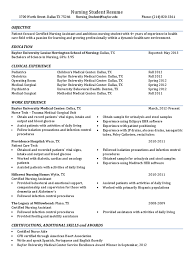 Nursing Resume Free Nurse Examples Graduate Cv Template Australia