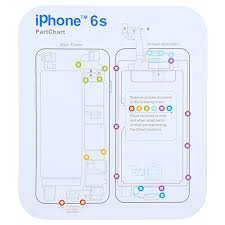 Iphone 7 Screw Size Chart Ipartsbuy For Iphone X 8 8 Plus 7 7 Plus 6s Plus