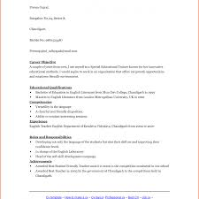 Fine Esl Resume Format Photos Entry Level Resume Templates