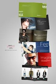 unique brochures 17 best images about brochure design on pinterest portfolio