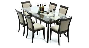 round glass dining table for 6 mindfulnesscircleinfo