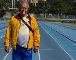 Luto en atletismo: falleció el entrenador Armin Luna