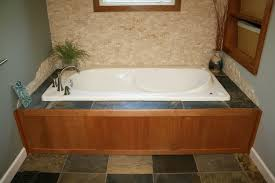 diy wood bathtub surround bathtub ideas