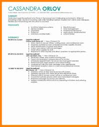 7 Receptionist Resume Examples Doctors Signature