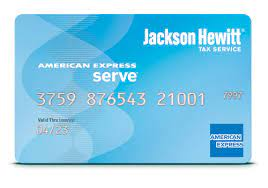 American express temporary card number. Serve For Jackson Hewitt