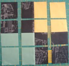 Disappearing 4 Patch Quilt Block Tutorial - & disappearing 4 patch quilt block tutorial | patchwork posse Adamdwight.com