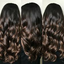 Dark Balayage Hair Brown Balayage Hair