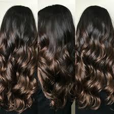 Dark Balayage Hair Brown Balayage Hair