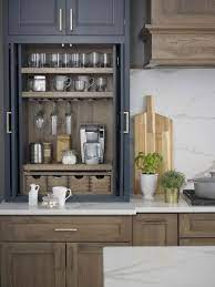 Ideas For Creating Functional Centers Or Larders Within A Kitchen Design Breakfast Centers Kitchen Design Kitchen Design Centre Kitchen Design Trends