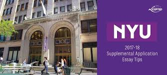 common application supplemental essay tips nyu  the guide here to learn how to write outstanding application essays