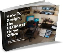 Small Picture 14 Tips for Designing a Highly Productive Home Office GTD Friendly