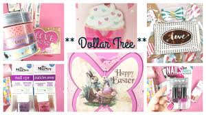 Dollar Tree Haul 2017 & Clearance Finds : Valentine's, Easter ...