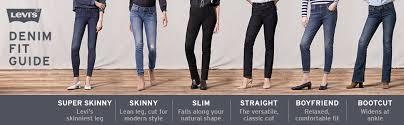 Kohls Womens Jeans Size Chart Levis Womens Curvy Bootcut Jeans