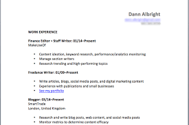 Resume Formatting Best 60 Resume Formatting Tips To Make Your CV Mobile Friendly