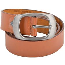 leather belt tan b2