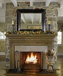 decorating a fireplace mantel with candles decorating fireplace
