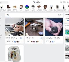 infinity cube 3. there are 4 products on fancy.com, and one gets 338 likes at most. infinity cube 3