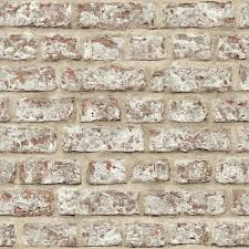 painted stone wallArthouse Rustic Brick Pattern Painted Stone Effect Wallpaper 889604