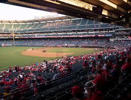 Angel Stadium Of Anaheim Section 207 Seat Views Seatgeek