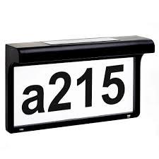 Outdoor Address Light Cheap Solar Address Light Find Solar Address Light Deals On