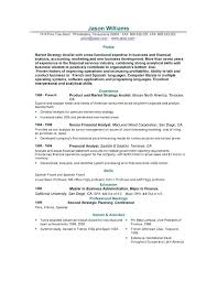 General Resume Template Free Sample Resume Download In Word Format ...