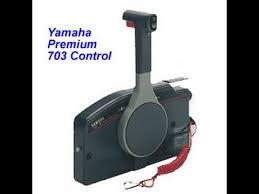 yamaha 703 remote control box