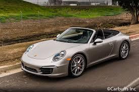 2013 Porsche 911 Carrera S | Concord, CA | Carbuffs | Concord CA 94520