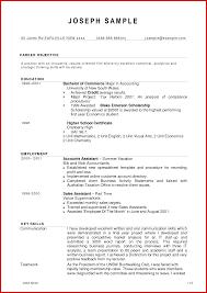 Finance Resume Format Infant Teacher Resume Sample Resume Rn