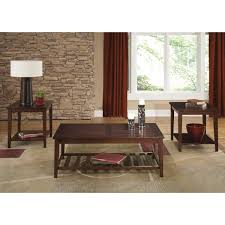 Coffee Table Set Of 3 Wildon Home R Missoula Occasional 3 Piece Coffee Table Set