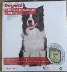 superior pet tek dog door for medium