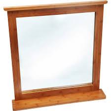 Eisl Bambus Spiegel Mit Ablage Kaufen Bei Obi