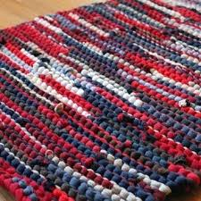 blue and red rug rag rug t shirts nautical red navy blue cream blue red white striped rug red blue yellow rugby shirt