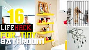 ideas for small bathrooms. 16 Smart Small Bathroom Ideas For Bathrooms
