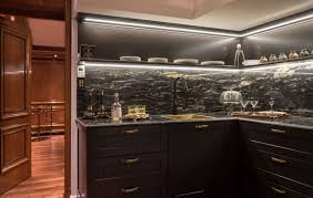 30 sophisticated black kitchen cabinets kitchen designs with black cupboards