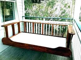 porch swing bed plans hanging porch swing bed plans diy daybed porch swing plans