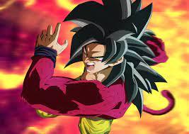 Super Saiyan 4 Goku Wallpapers - Top ...