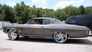 WhipAddict: 69' Chevrolet Impala Convertible on Amani Forged 26s ...