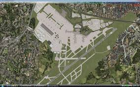Egcc Departure Charts Afcad File For Egcc Updated For Fsx