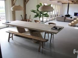 Woonkamer Tafel Moderne Huizen