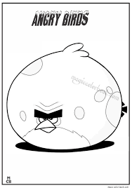 angry bird coloring pages 32