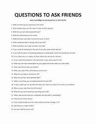 77 wonderful questions to ask friends