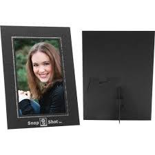 black easel cardboard picture frame 4