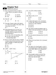 Holt Geometry Worksheet Answers Worksheets for all | Download and ...